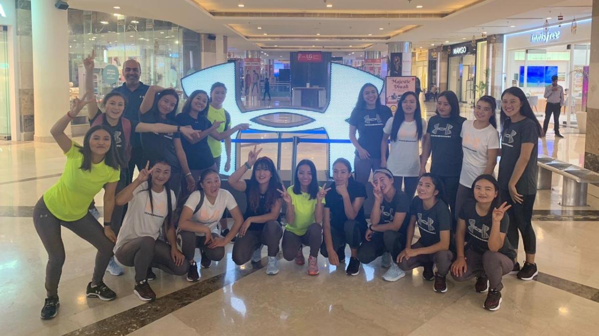 Indian women's ice hockey team: Triumphing over circumstances
