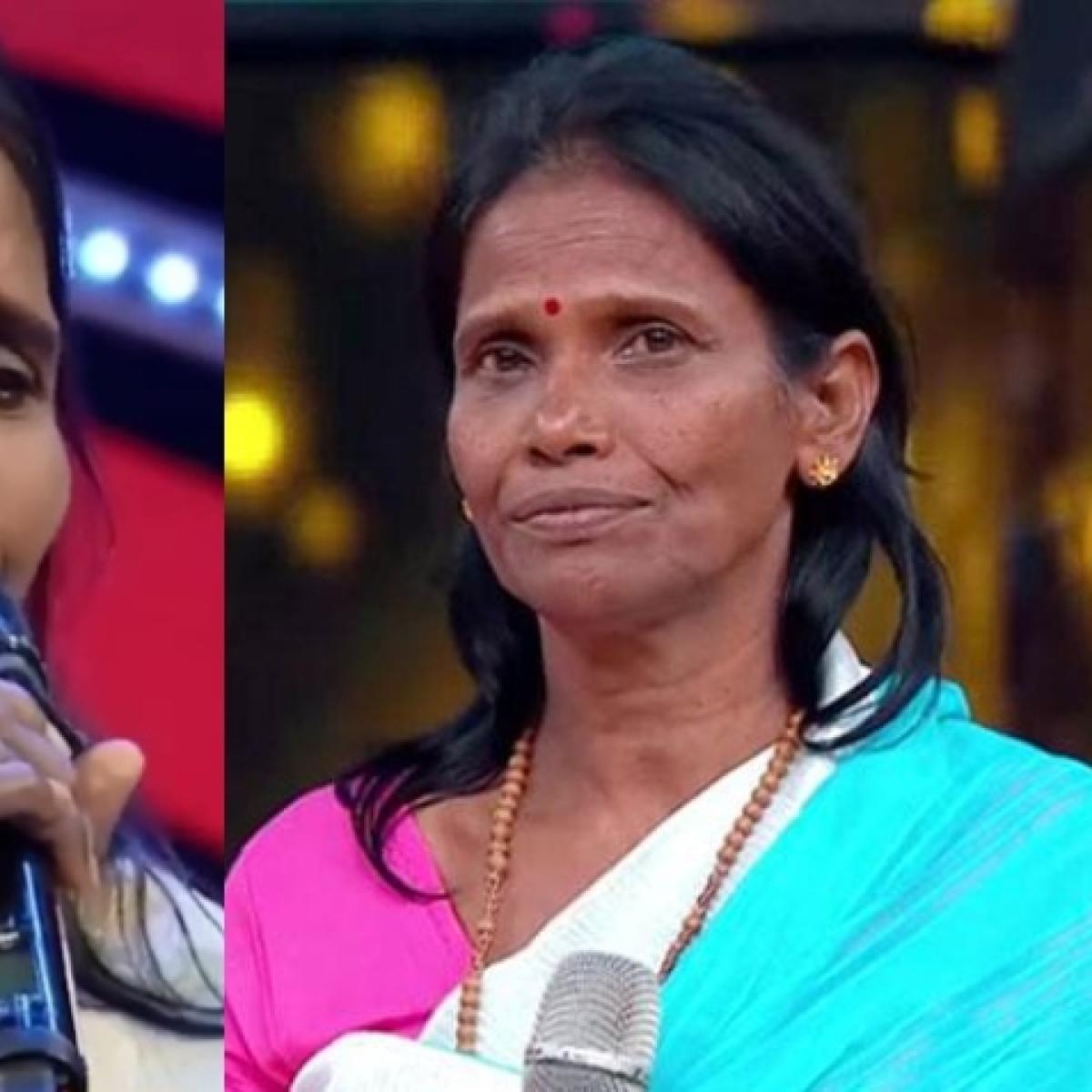 Watch: Ranu Mondal forgets the lyrics of Himesh Reshammiya's song on stage