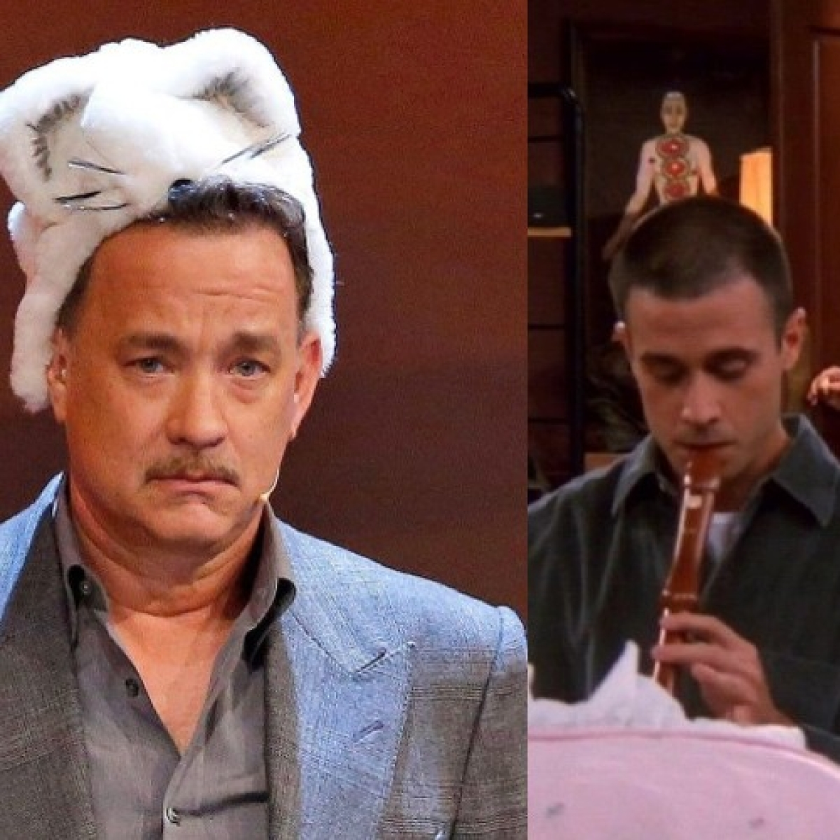 Friends: Tom Hanks was supposed to play Sandy the male nanny