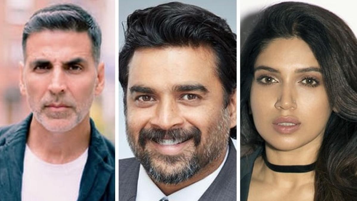 'Bhaagamathie' Hindi remake to star R Madhavan and Bhumi Pednekar; Akshay Kumar to co-produce