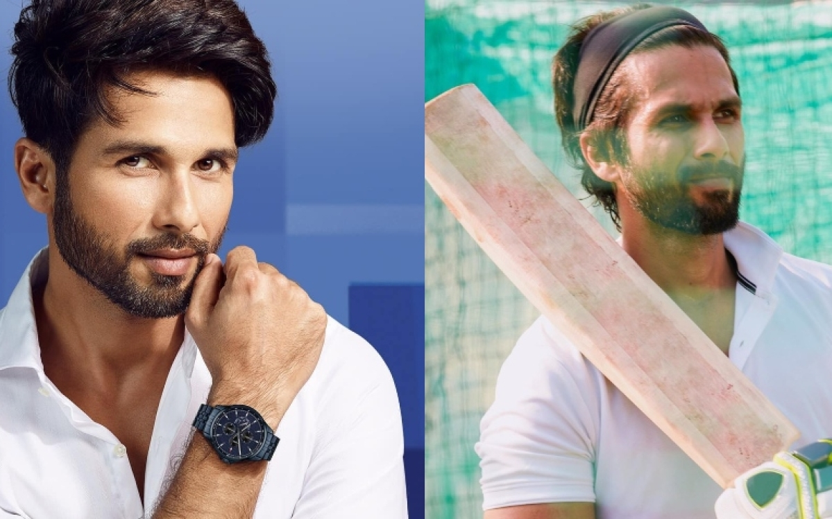 Shahid Kapoor starts prep to turn into a cricketer for 'Jersey' Hindi remake