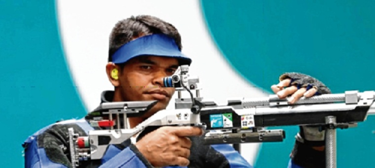 Asian Championship: Deepak takes aim at glory with Oly berth