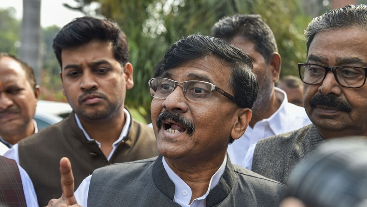 'History is past politics...': Sanjay Raut poetry watch