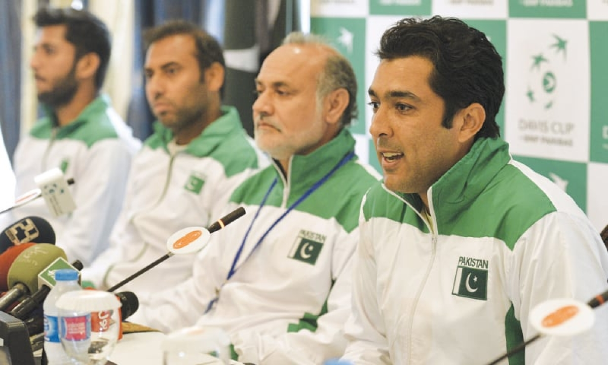 Pakistan appeals against ITF for  neutral venue in Davis Cup