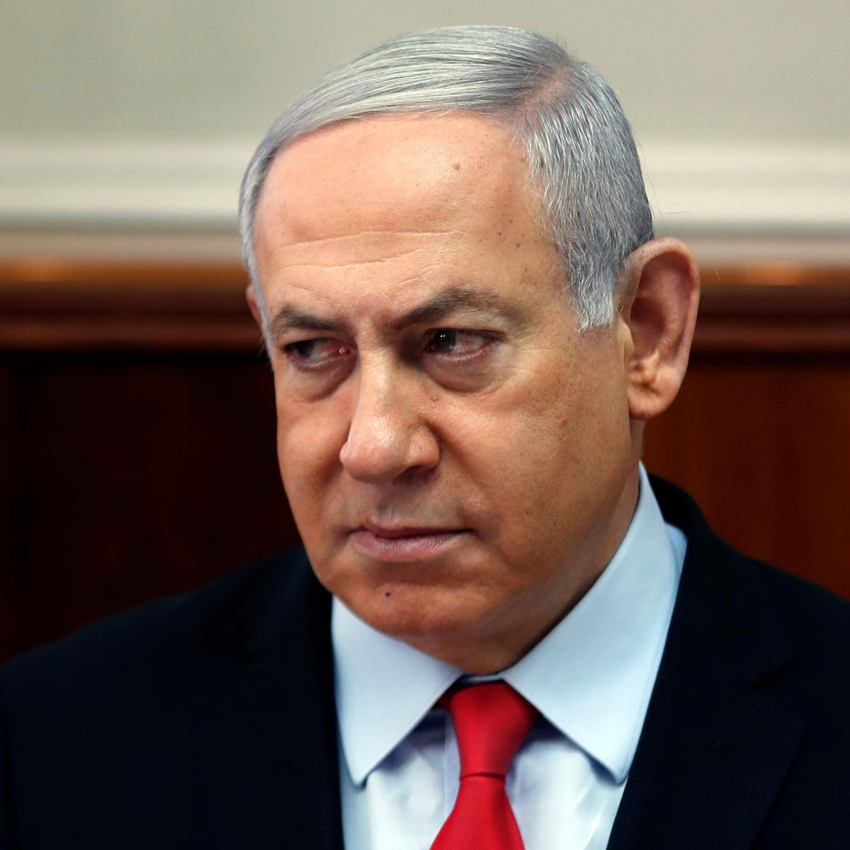 Benjamin Netanyahu warns Islamic Jihadis 'stop these attacks or absorb more blows'