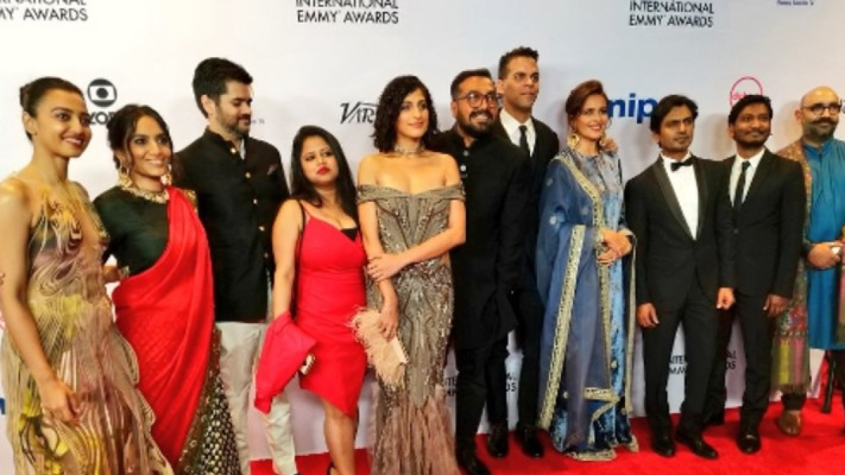 International Emmys 2019: Radhika, Nawazuddin and 'Sacred Games' team grace the red carpet