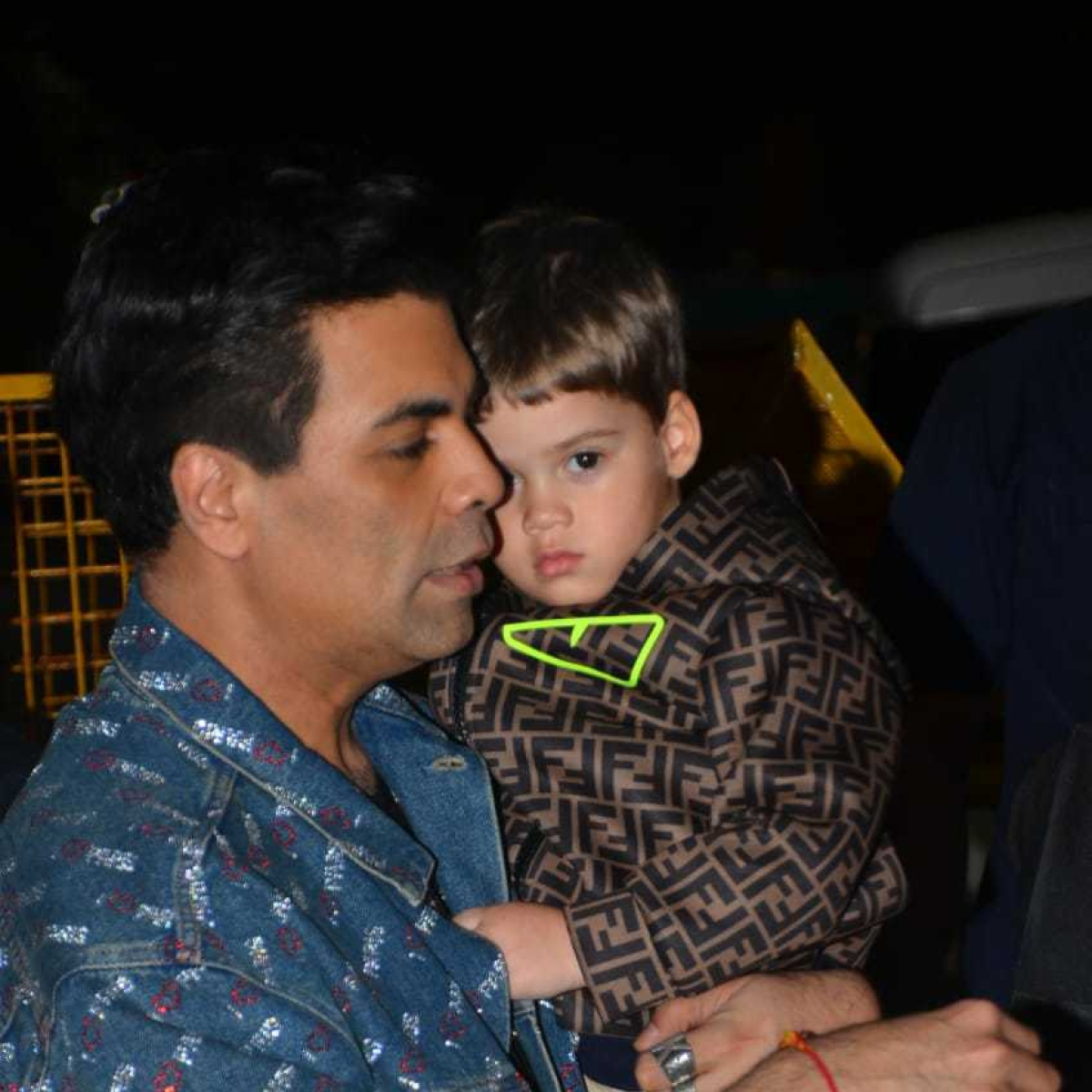 Karan Johar's son Yash thinks Amitabh Bachchan can 'take away' coronavirus!