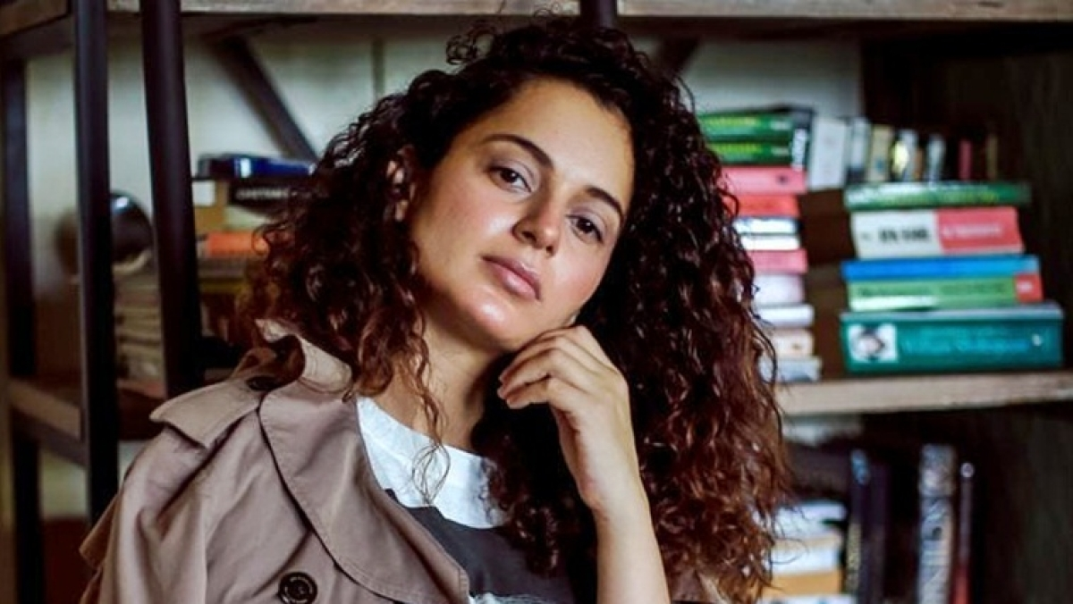 Are you accidentally following Kangana Ranaut's secret social media account?
