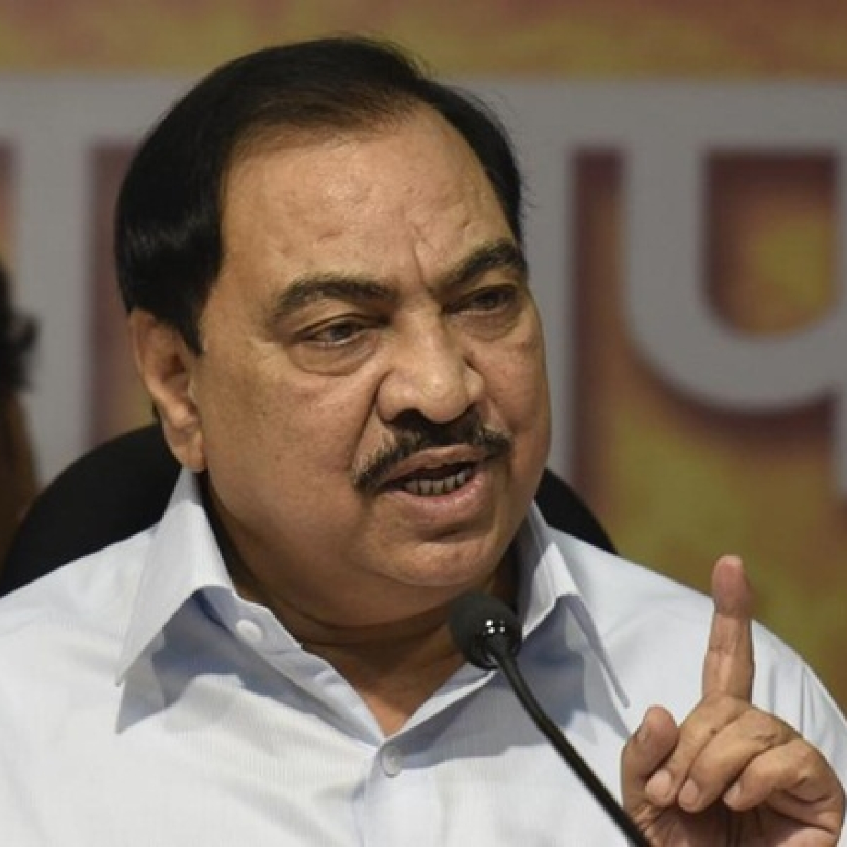 Eknath Khadse will reveal the names of BJP leaders who helped 'defeat' his daughter