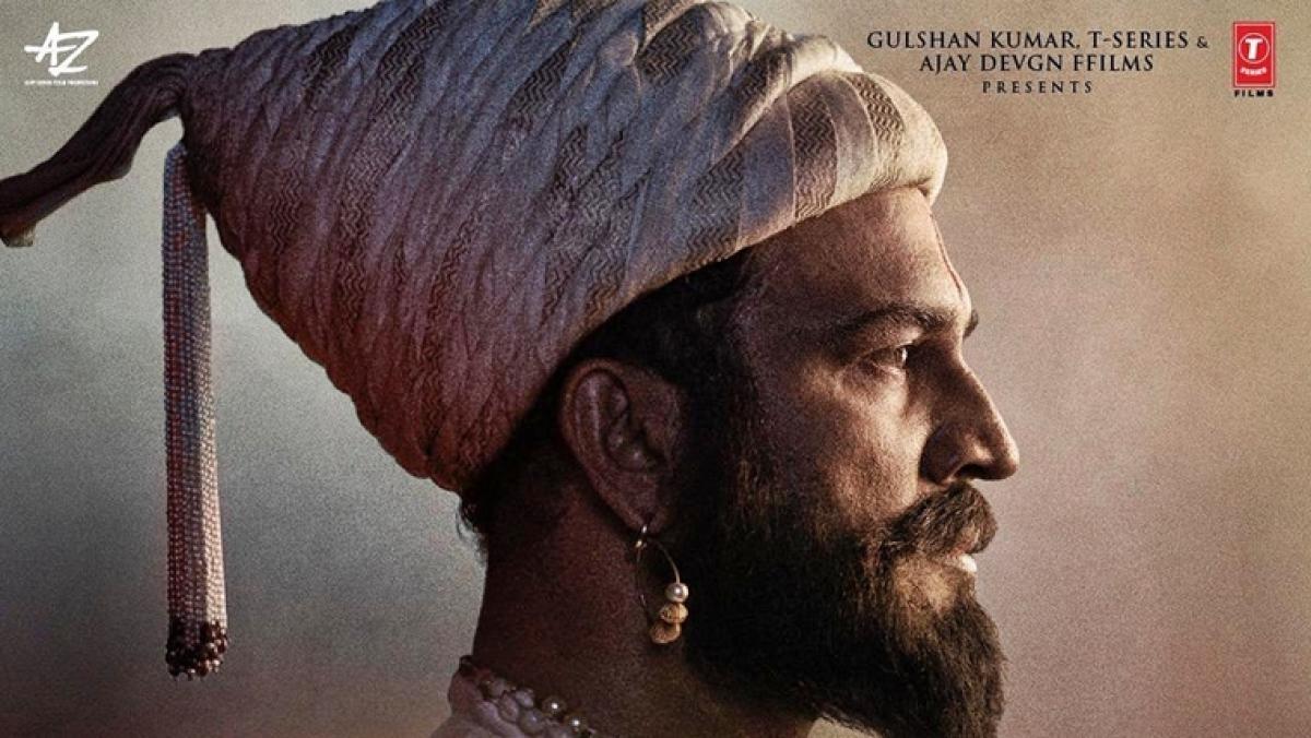 Not 'Shivaji', it's 'Chhatrapati Shivaji Maharaj': Sharad Kelkar corrects journalist during 'Tanhaji' trailer launch