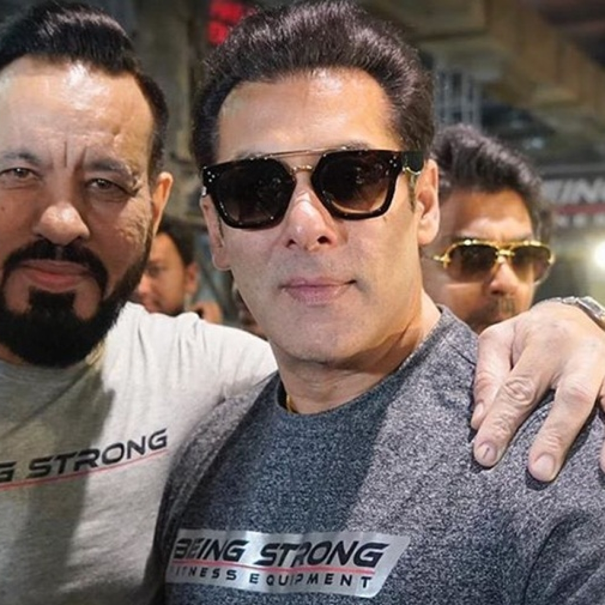 Tiger and Shera: Salman Khan and his bodyguard are peas in a pod