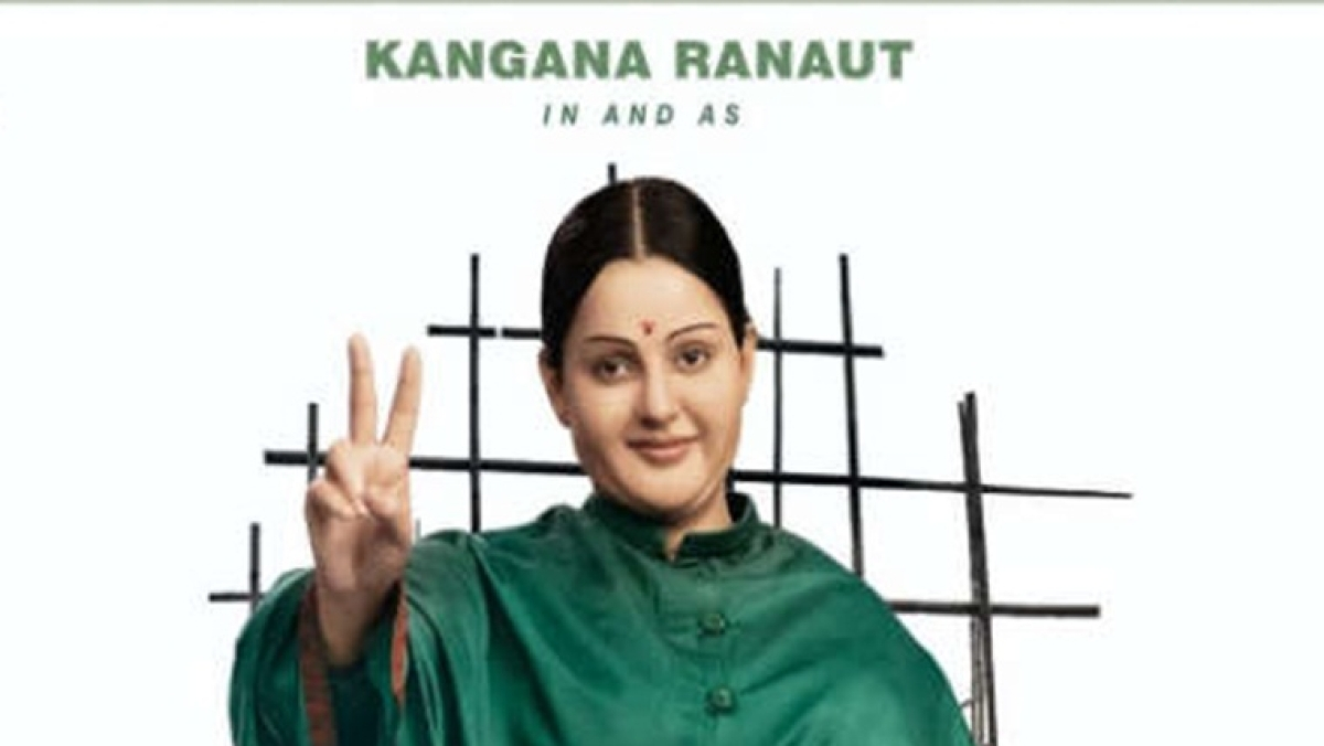 Thalaivi first look teaser: Kangana Ranaut's transformation into Jayalalithaa is mind-boggling