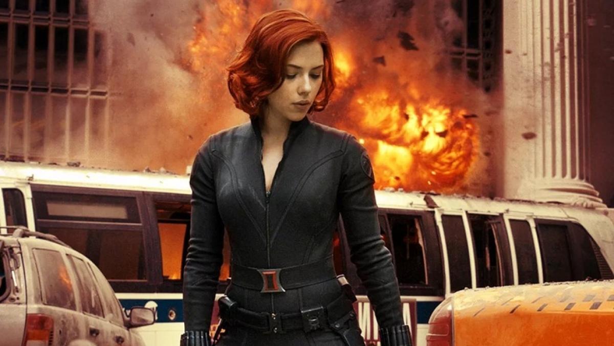 Scarlett Johansson's 'Black Widow' to release in India on April 30, 2020