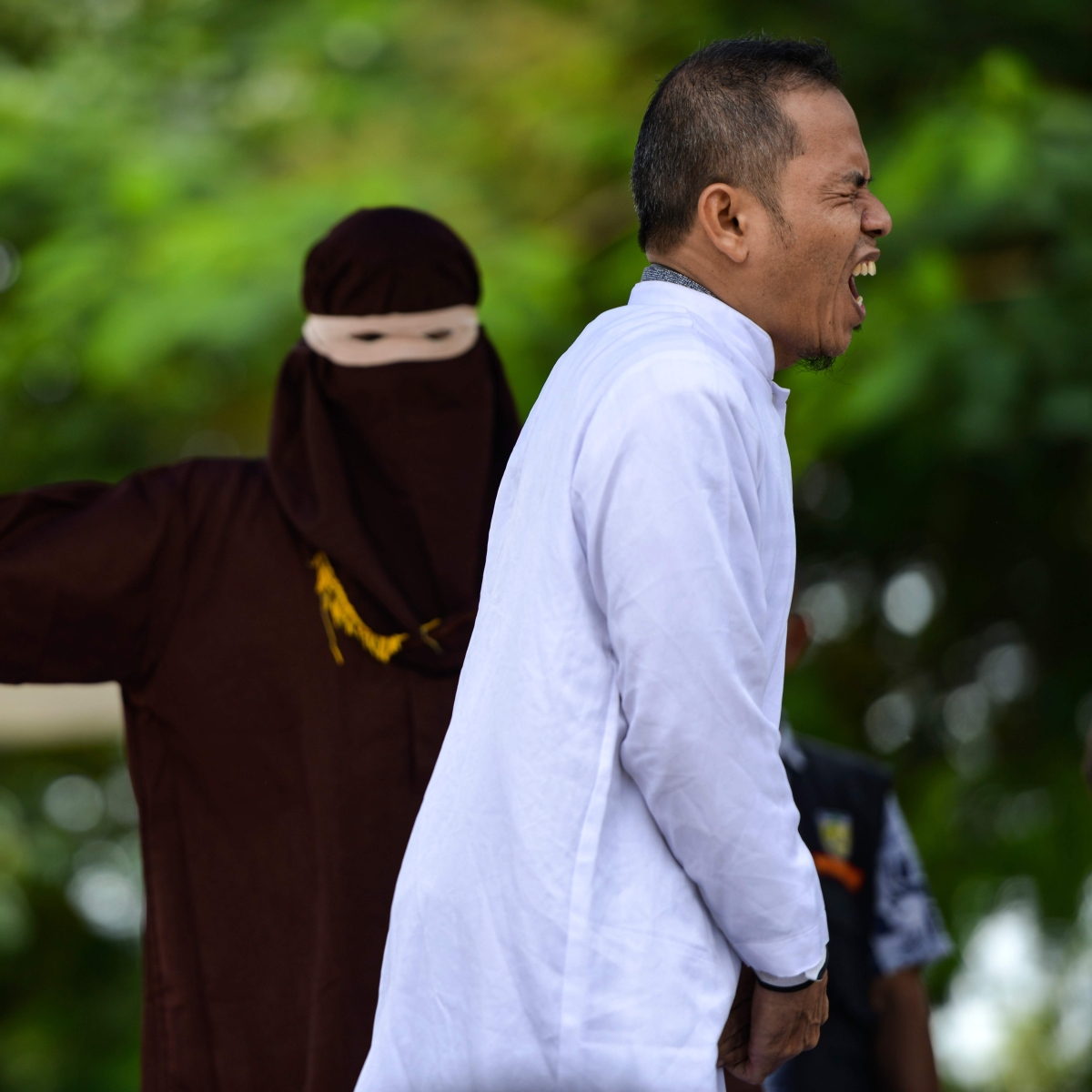 We create our own monsters: Indonesian man who helped draft adultery laws flogged for adultery!