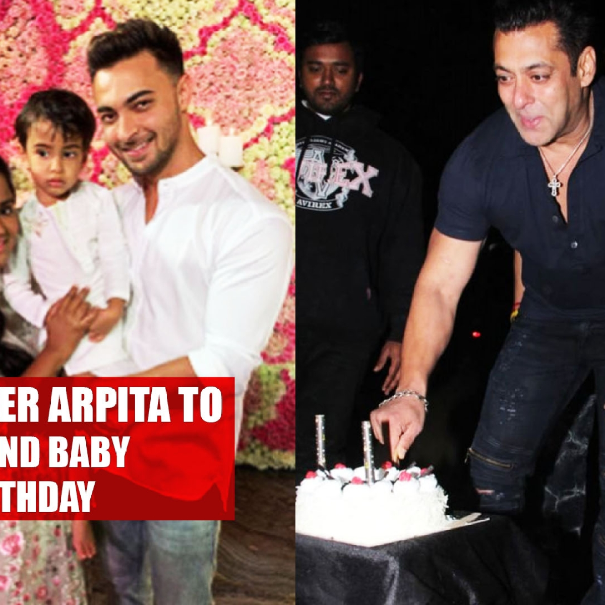 Salman Khan Sister Arpita Khan Pregnant With Second Child