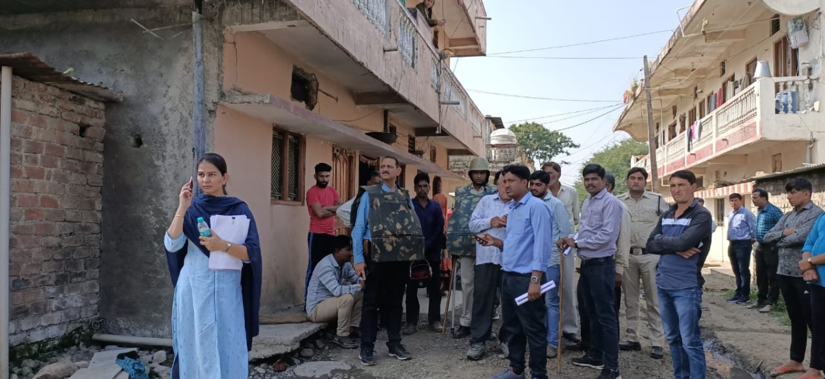 Mhow: Encroachments removed from auto testing track