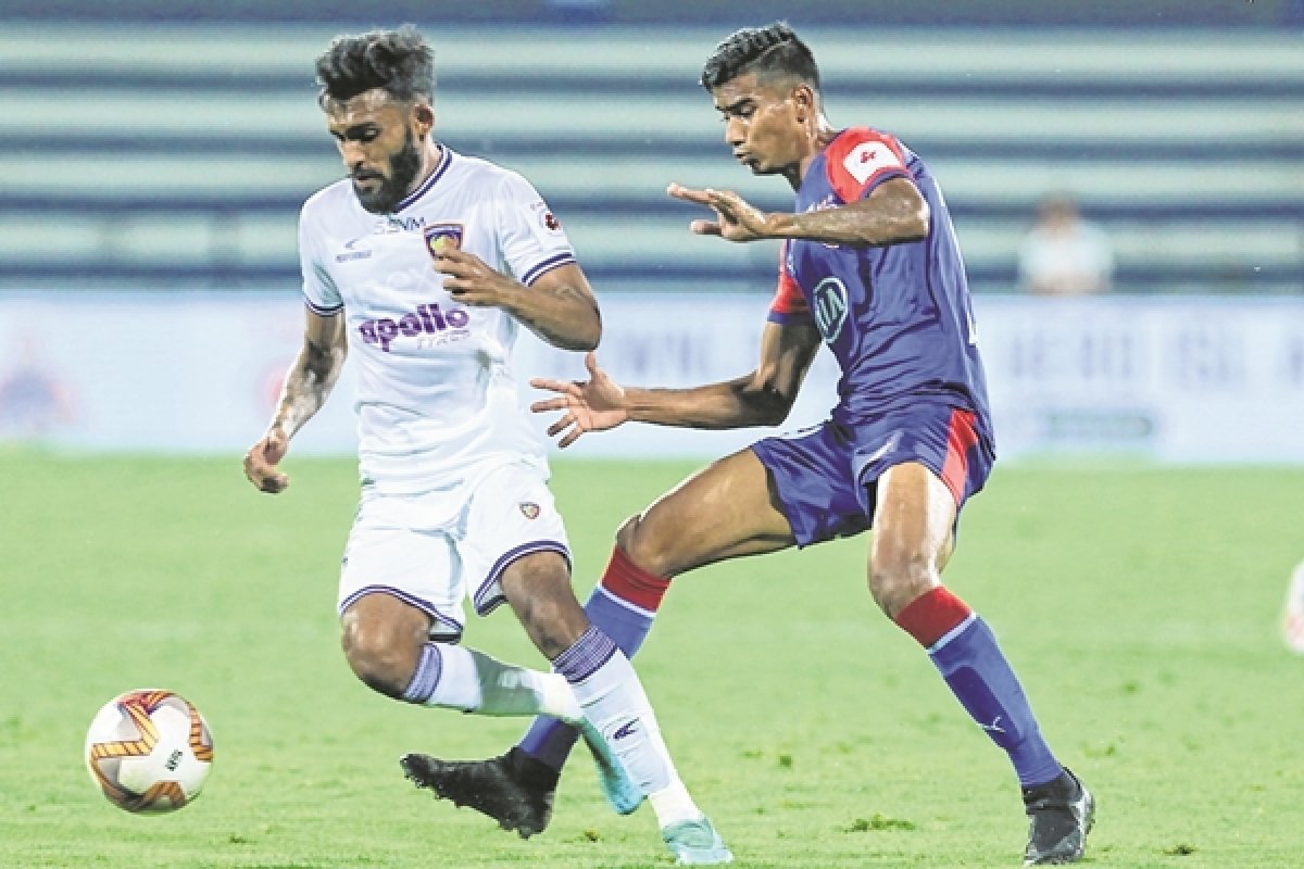 Hero Indian Super League: Bengaluru FC take first win