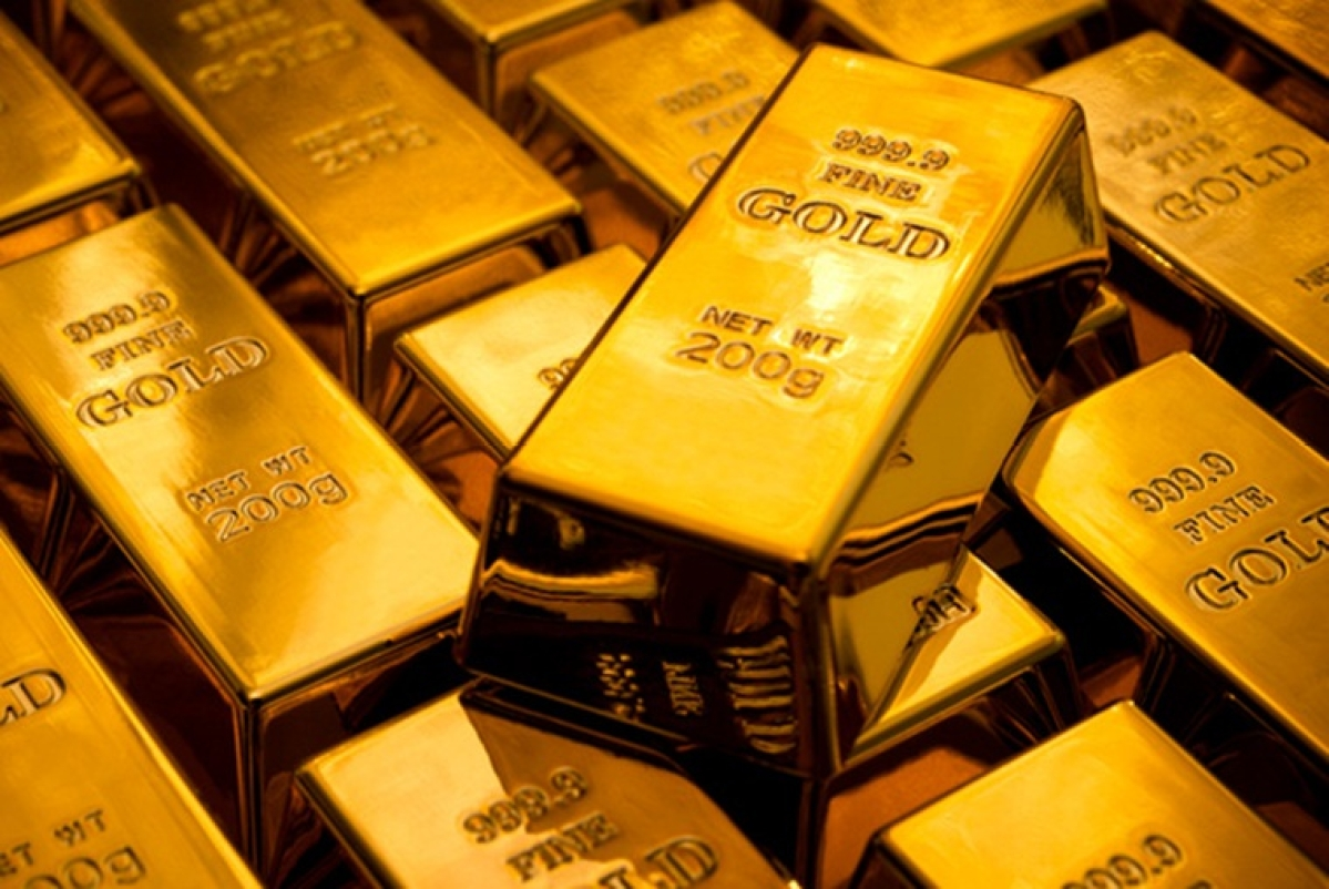 Gold prices continue to fall for sixth day consecutive day