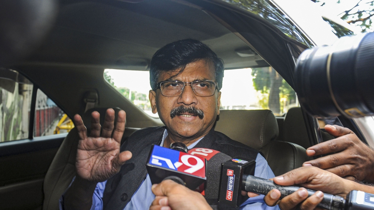 Operation Lotus will not succeed in state: Sanjay Raut
