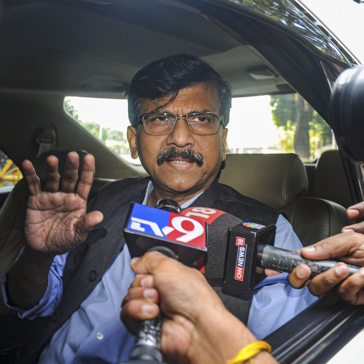 Declare who is stalling Uddhav Thackeray's nomination, Sanjay Raut to Guv BS Koshyari