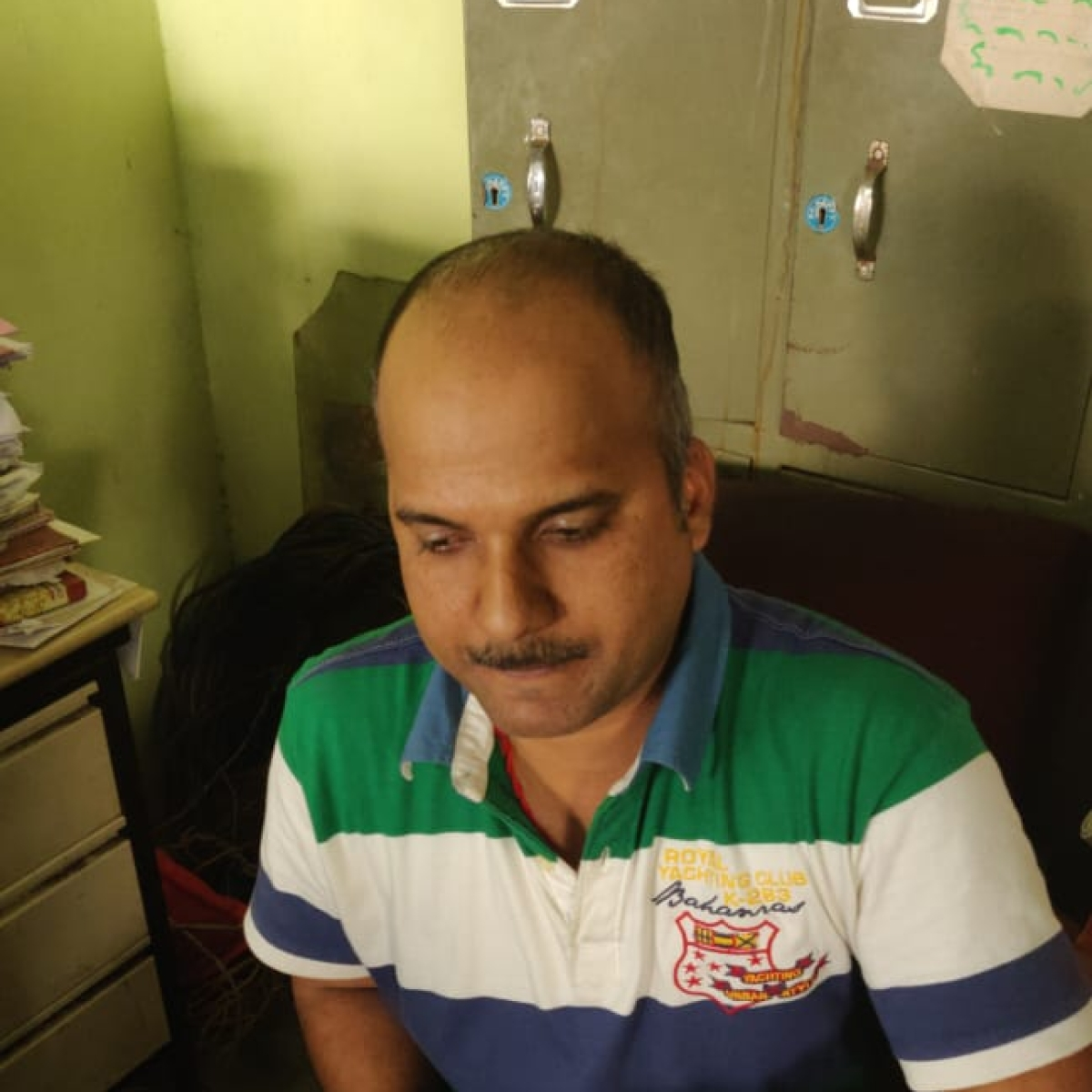 Indore: Constable caught taking Rs 5000 bribe