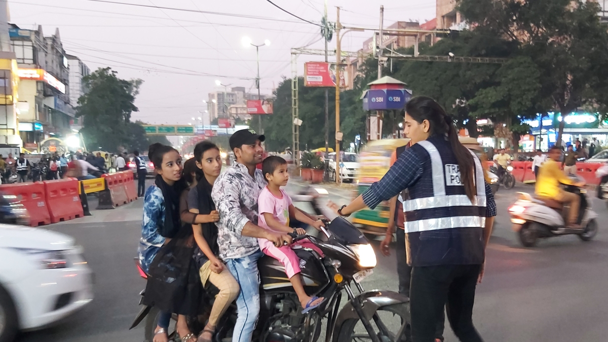 Indore: ADGP to fete young volunteer