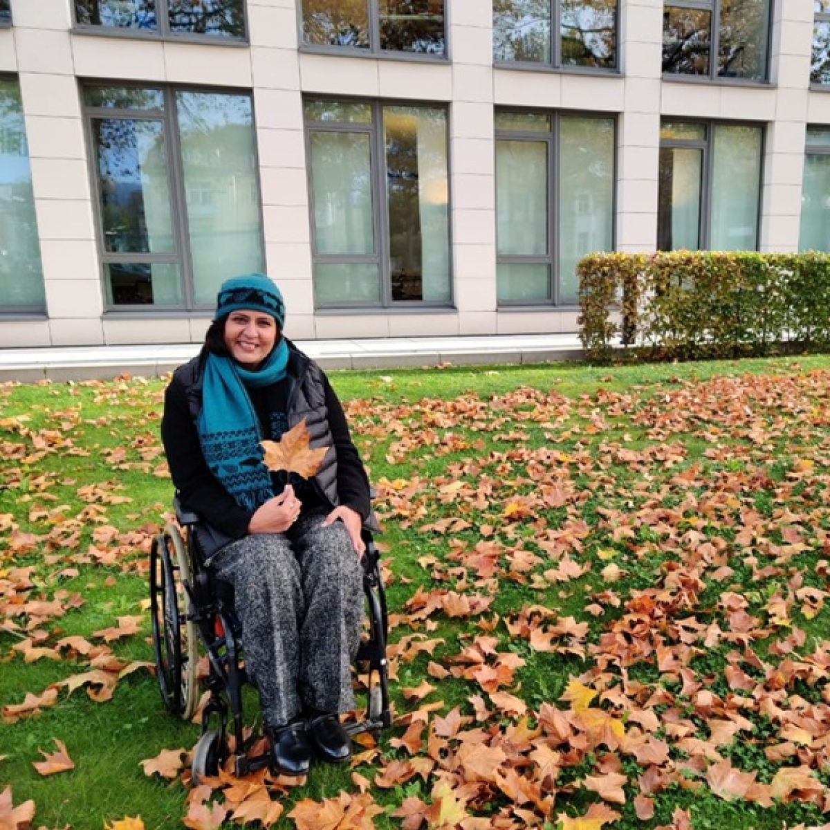 For Deepa Malik, mind has always triumphed over matter