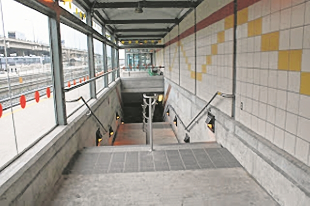 Mumbai: Rs 99.8 crore subway near Mantralaya