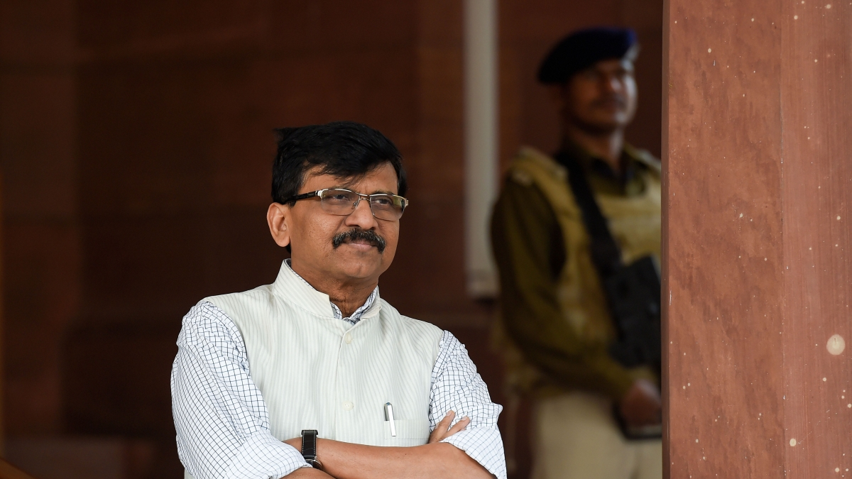 No personal animosity against Kangana Ranaut: Sanjay Raut