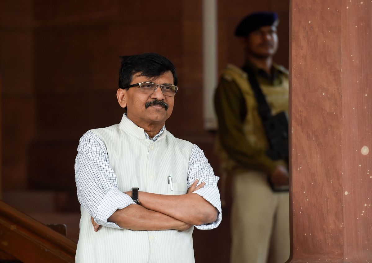 'Those who play dirty politics with us will soon be history': NCP spokesperson joins Raut in Twitter jibes