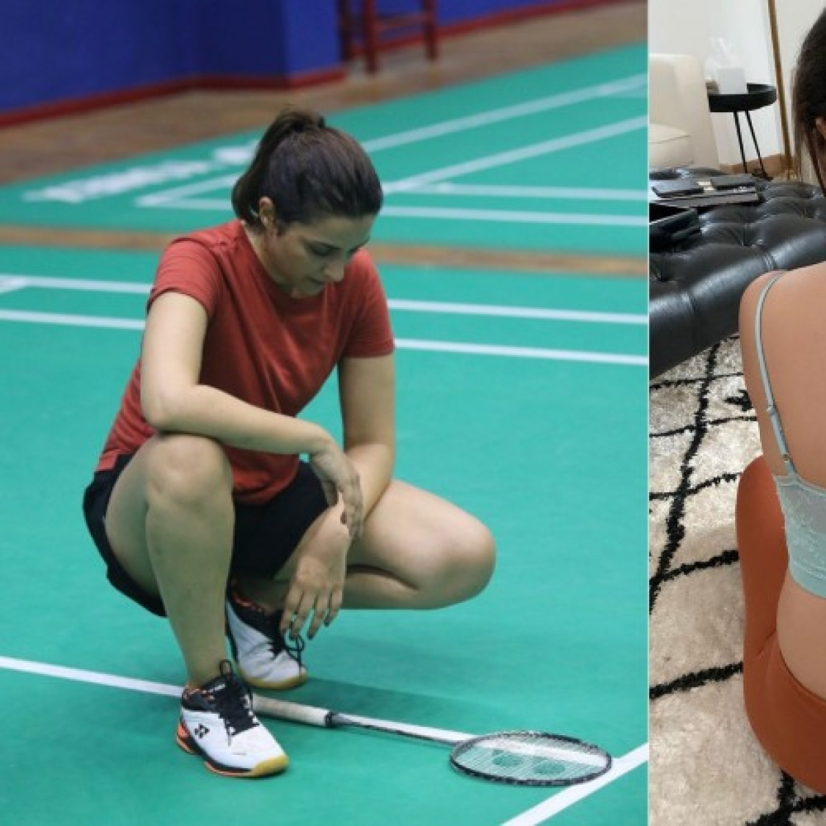 Saina Nehwal biopic: Shooting halts as Parineeti Chopra gets injured