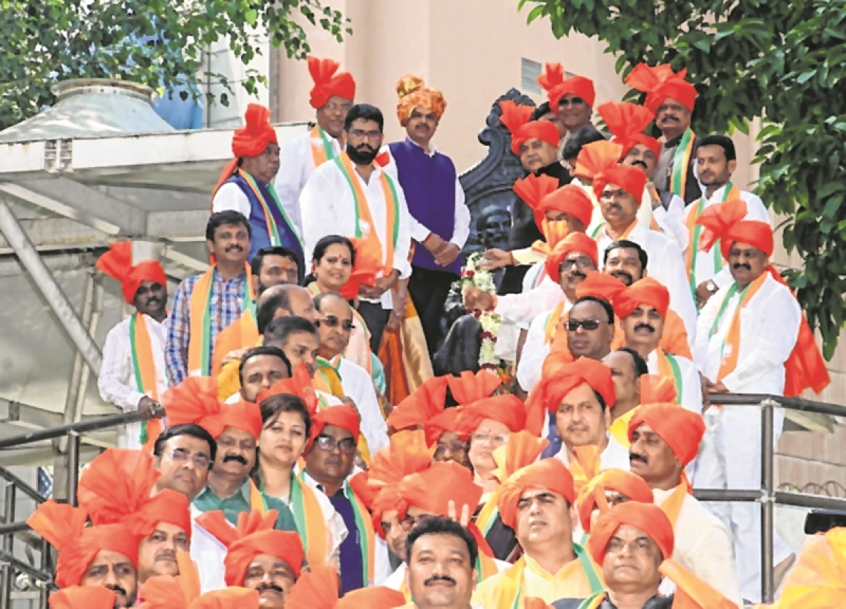 Mumbai: More MLA's join the BJP bandwagon