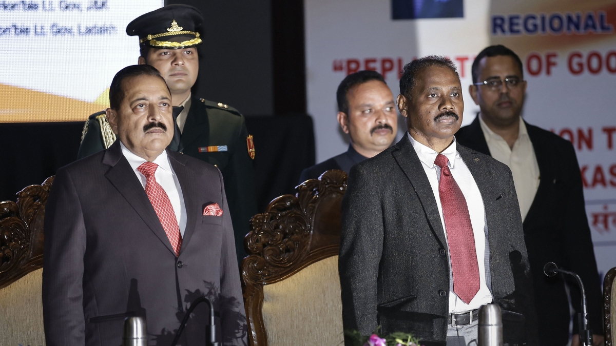 Better to keep 3 persons in detention if Kashmir remains peaceful, says Jitendra Singh