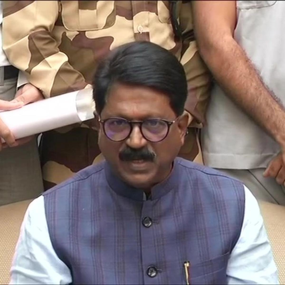 Arvind Sawant: BJP hurt Thackerays' pride