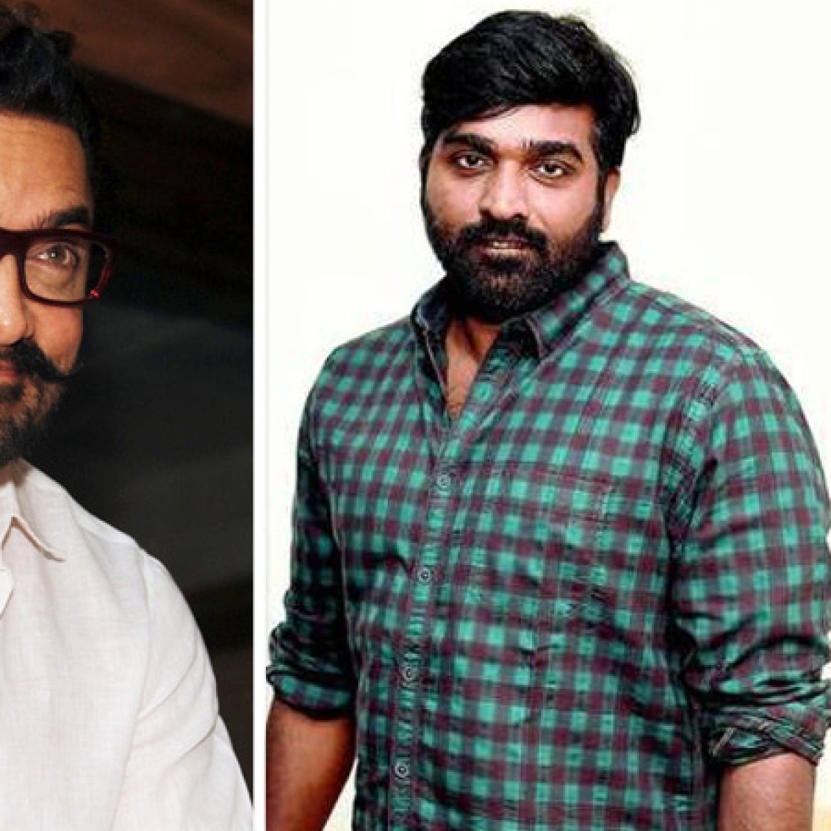 Vijay Sethupathi confirms being a part of Aamir Khan's 'Laal Singh Chaddha'