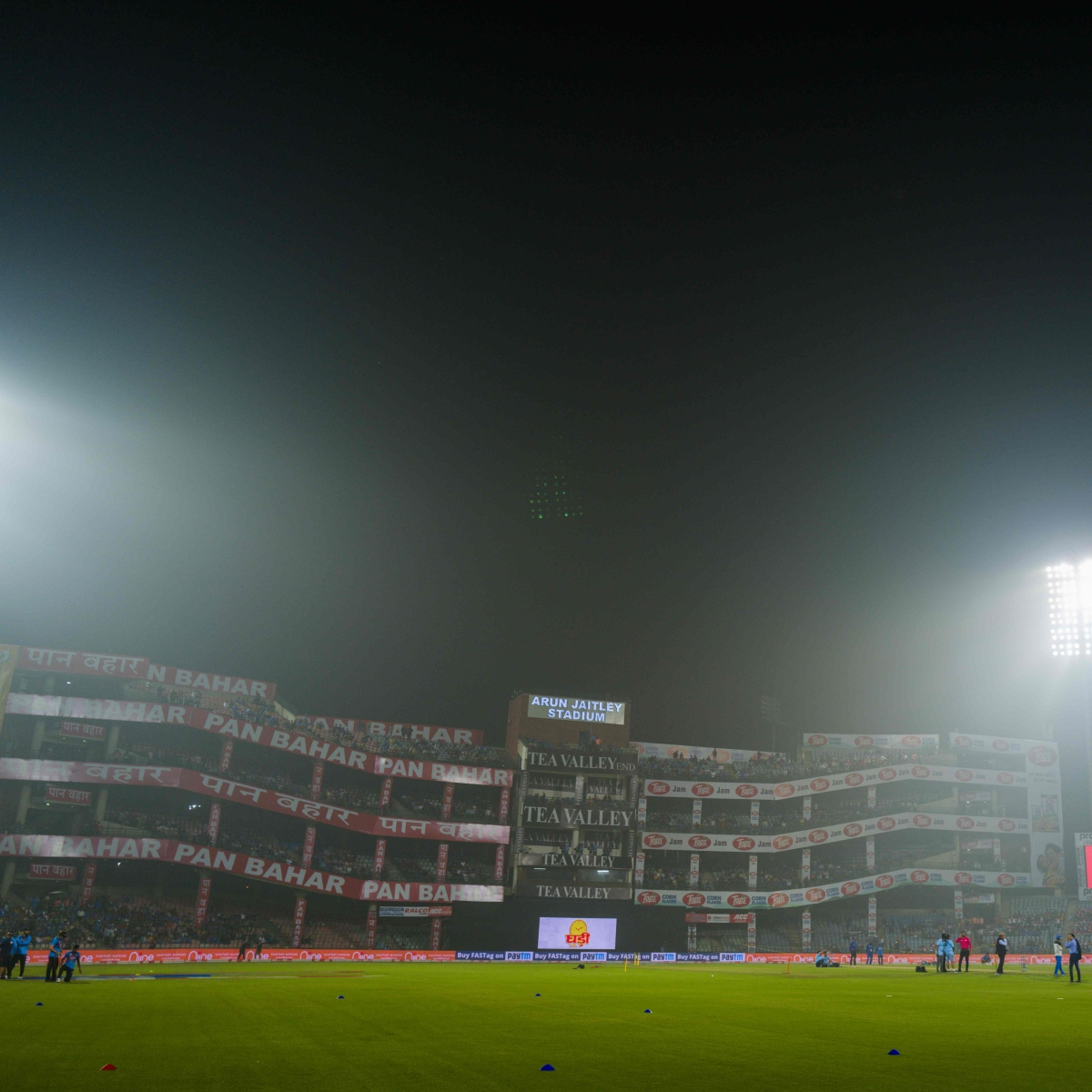 """IPL bubble breach: FIR filed against 2 individuals in Delhi who illegally entered stadium for the """"purpose of betting"""""""
