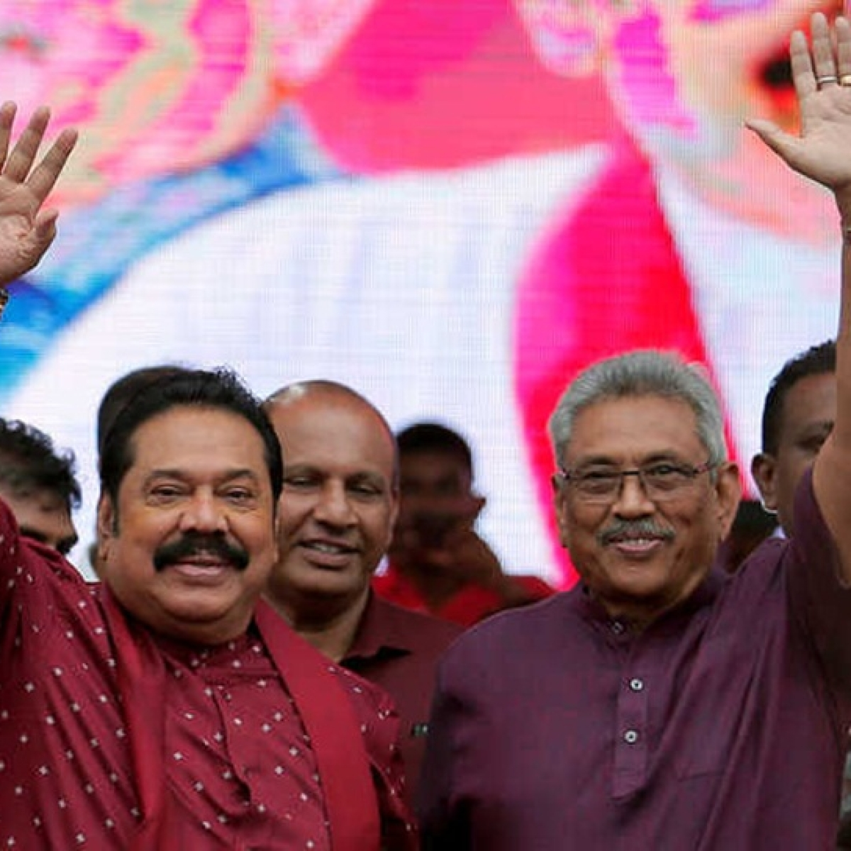 Sri Lankan Prez Rajapaksa names elder brother Mahinda as PM after Wickremesinghe resigns