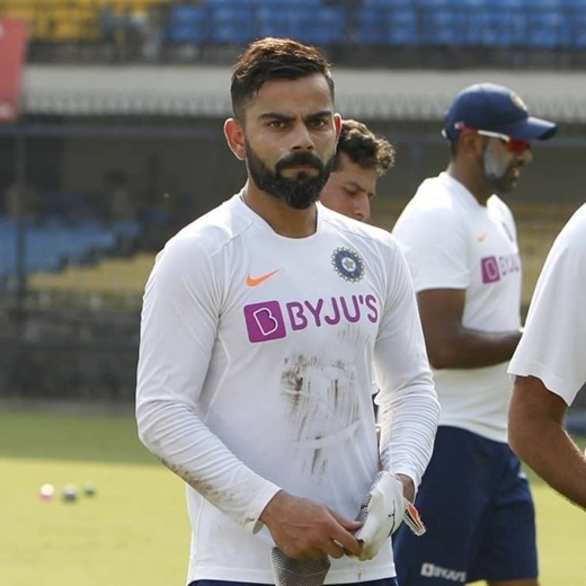 'Great to be back with boys': Virat Kohli returns from his break, shares training pictures of Bangladesh tests