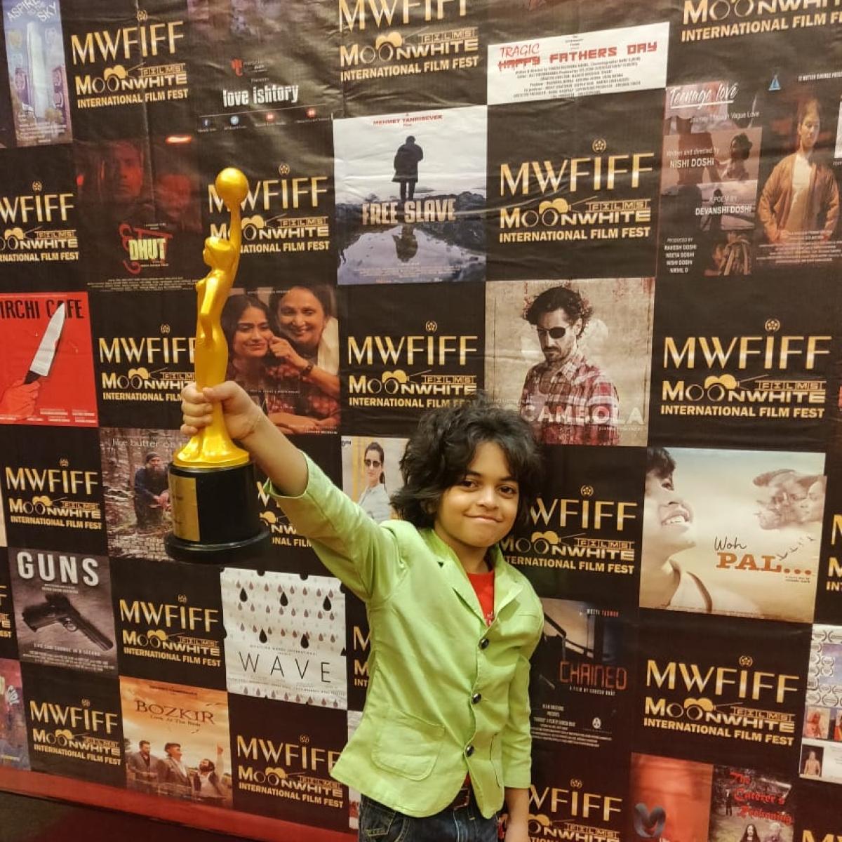 Indore: 8-yr Keyan to share screen space with Ranbir, Sanjay