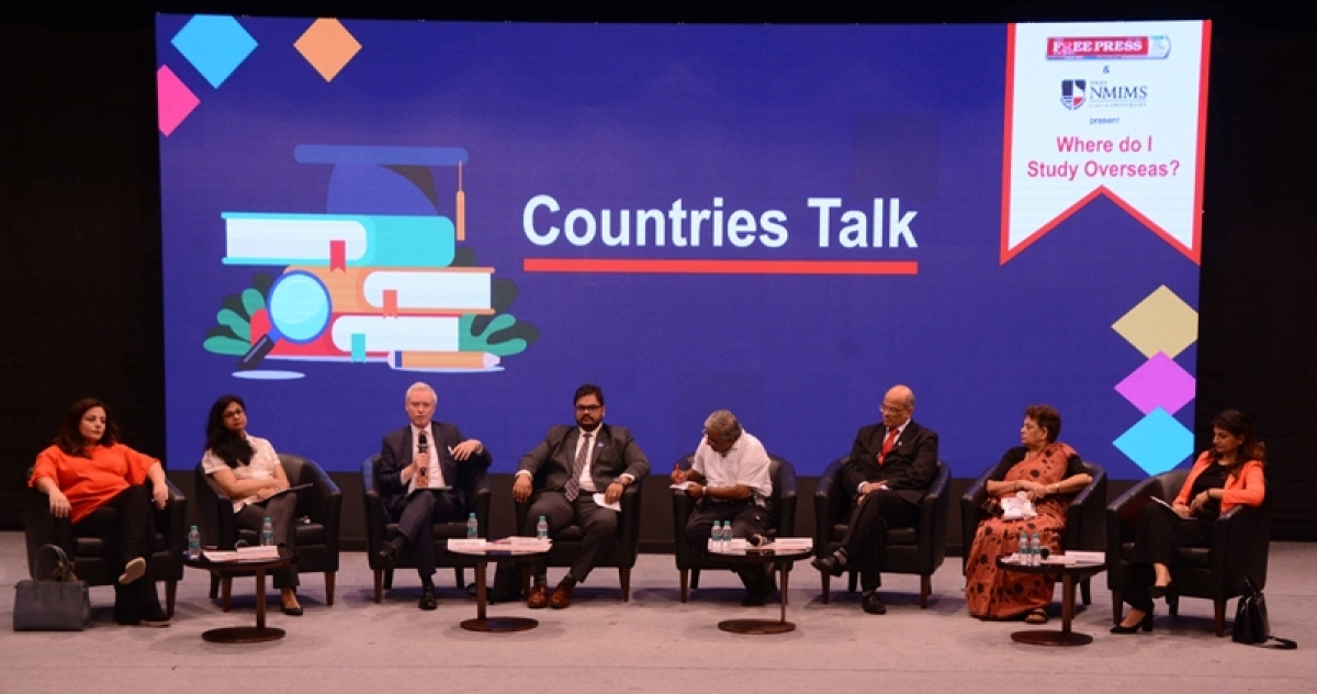 'Countries have heart-to-heart connect with students'