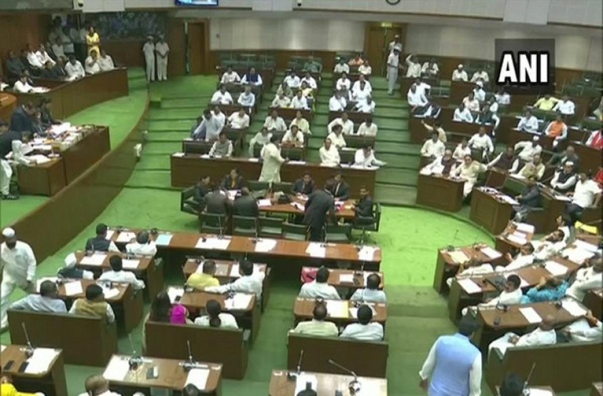 Maharashtra Floor Test Updates: Uddhav Thackeray govt wins majority; 169 MLAs vote in support