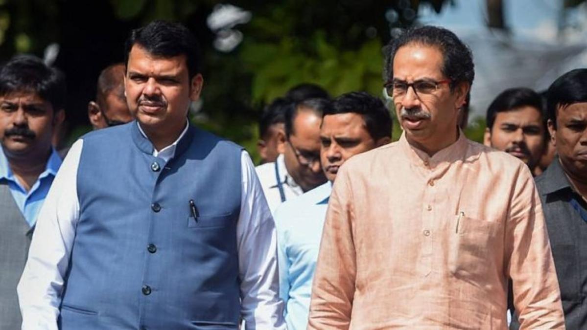 'Sena betrayed public mandate': Fadnavis hits out at Shiv Sena over government formation
