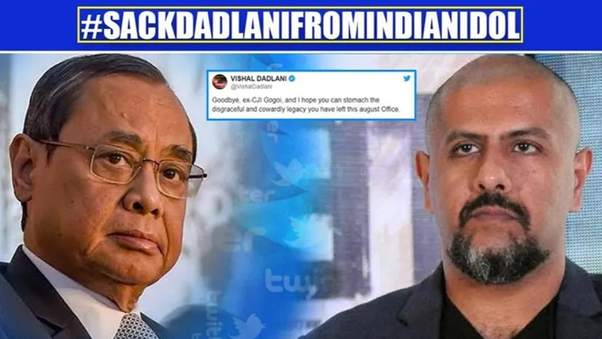 Big difference between SC and Indian Idol Judge: Twitter trends #SackDadlaniFromIndianIdol for criticising CJI Ranjan Gogoi