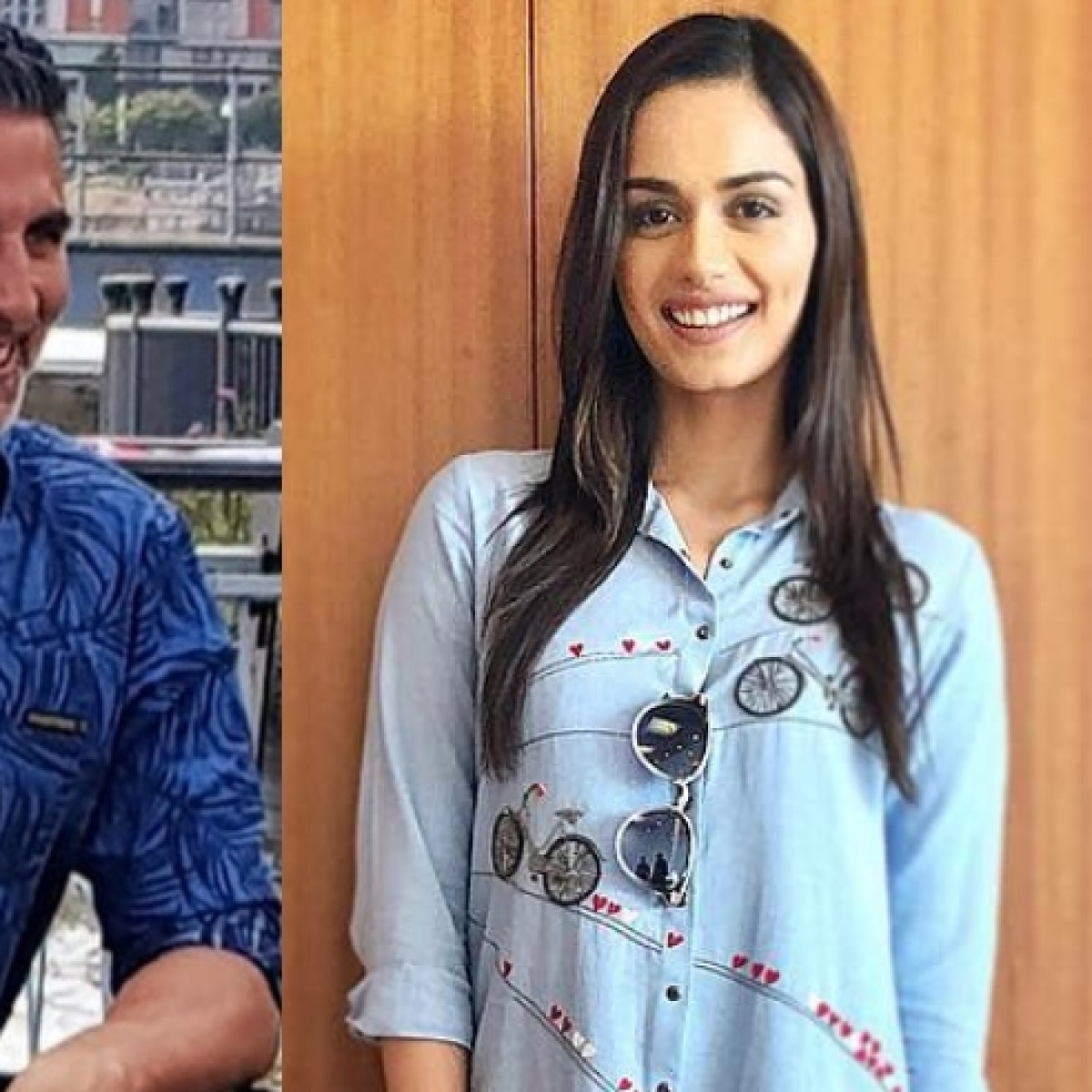 Miss World 2017 Manushi Chillar to star opposite Akshay Kumar in 'Prithviraj' as Sanyogita