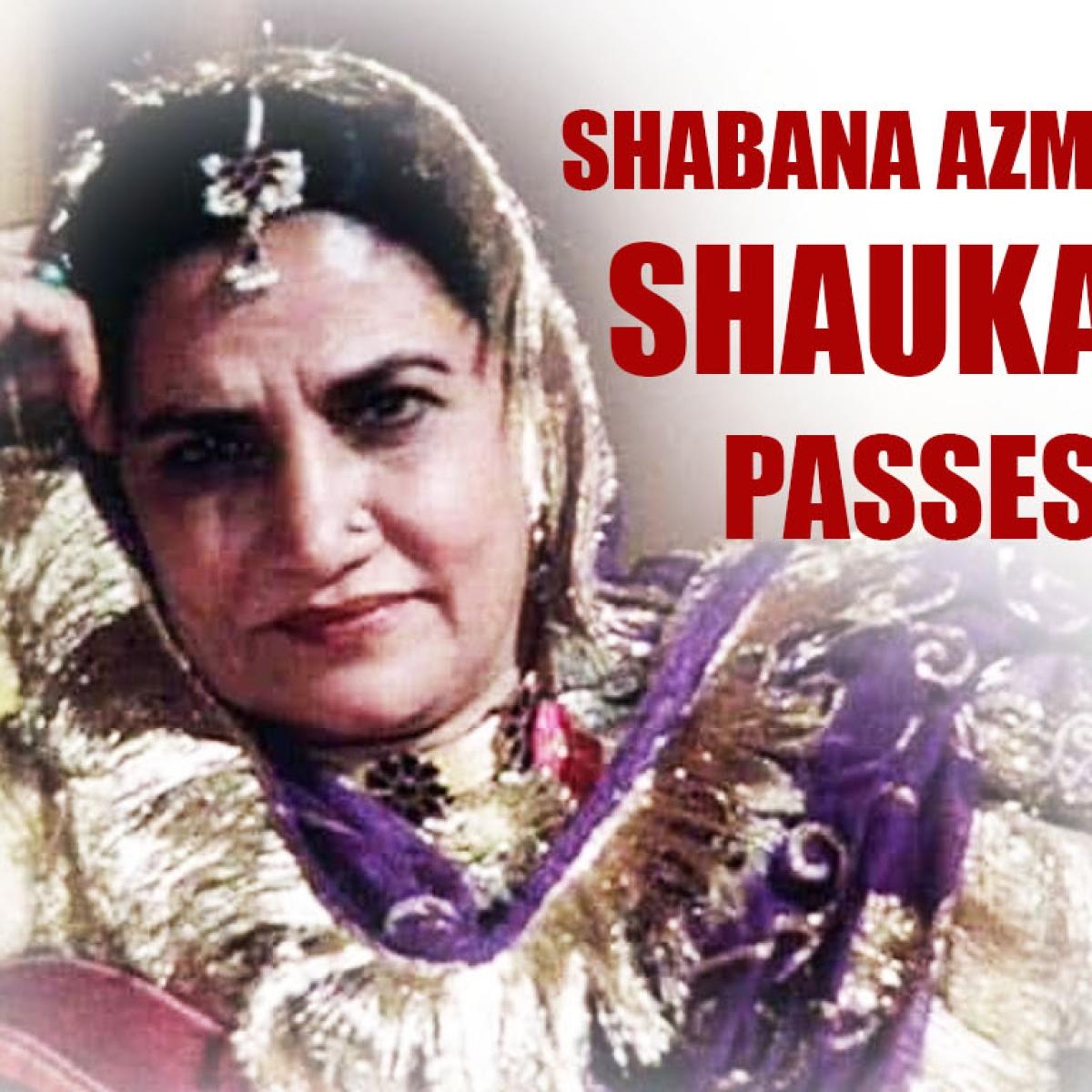 Shabana Azmi's mother Shaukat Kaifi passes away