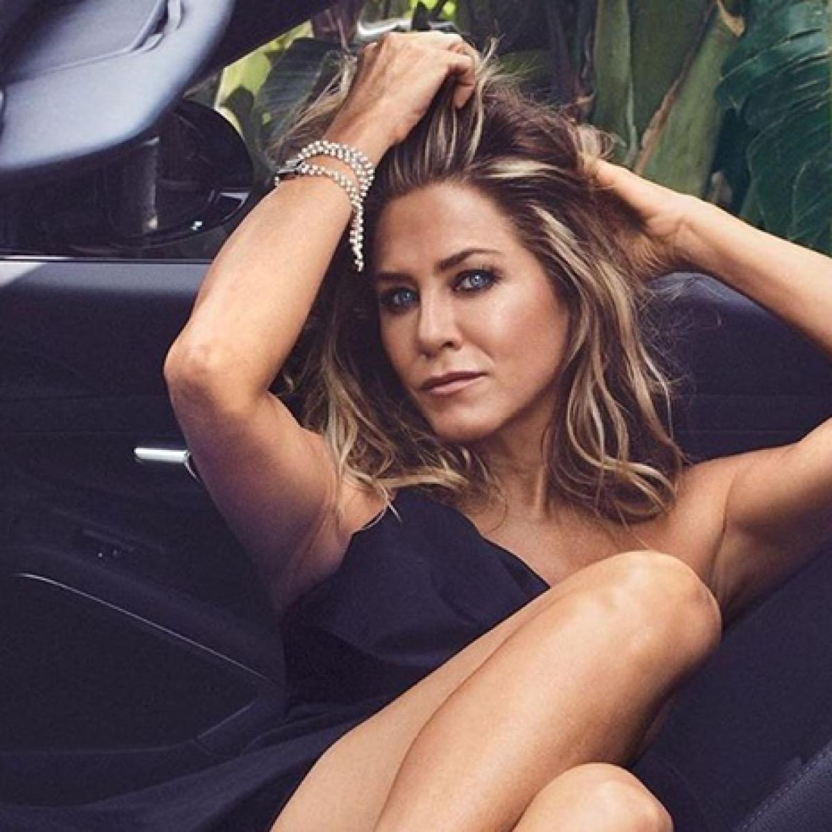 I wanted to play Wonder Woman but I waited too long: Jennifer Aniston