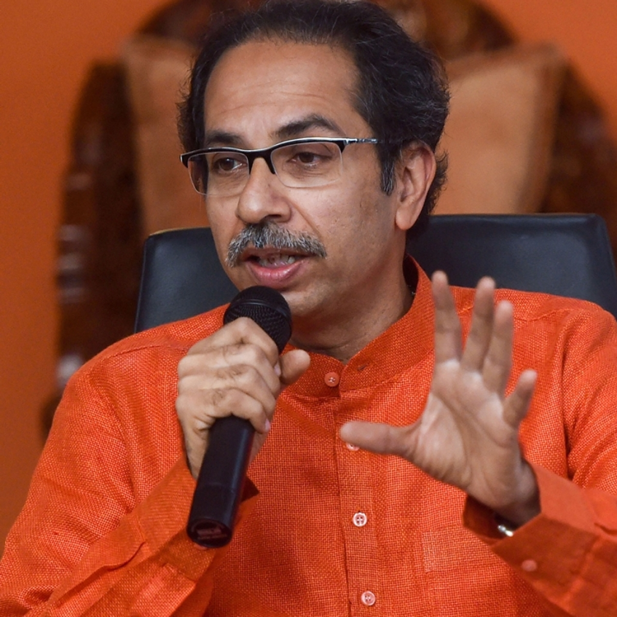 President's rule in Maha 'scripted act', alleges Shiv Sena