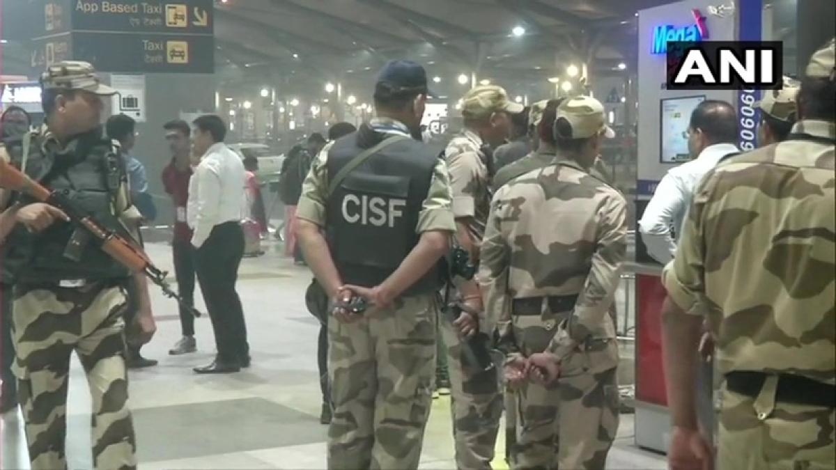 Delhi: Suspicious bag found at IGI Airport, Terminal 3 security tightened