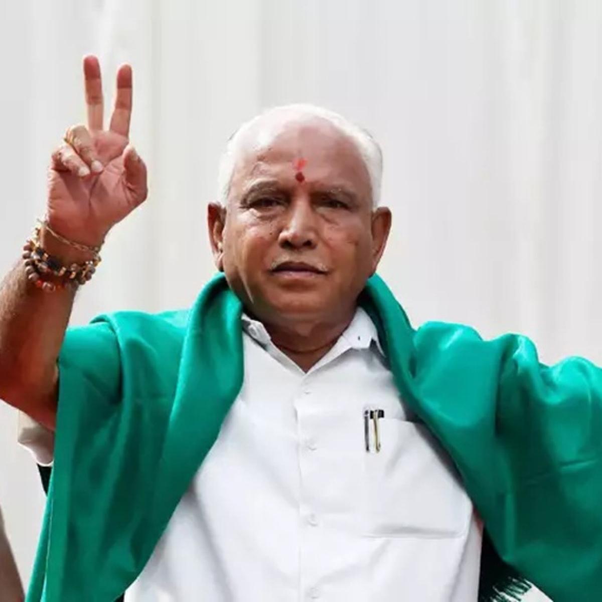 EC files FIRs against Karnataka CM Yediyurappa over 'casteist' speeches