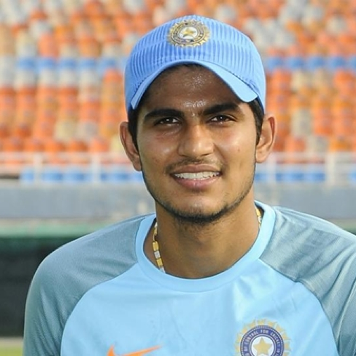 Shubman Gill can't wait to tackle the pink ball in the dark